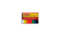 Plastilina 8 culori fluorescente