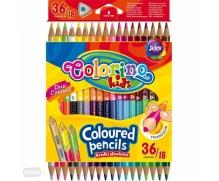 Creioane color 18/set 2vf