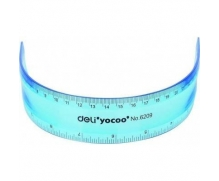 6209-Rigla flexibila 30cm