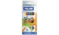 Creioane cerate 6/set Milan