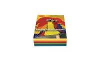 Carton color A4 160gr fascicule