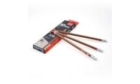 37014-creion cu guma HB