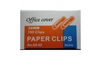 Agrafe metal 28mm Office Cover