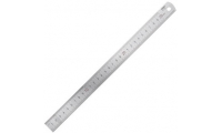 8463-rigla metal 30cm